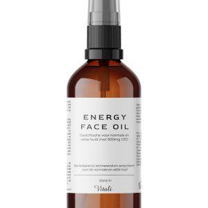 Vitali CBD Energy Face Oil