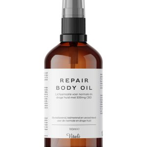 Vitali CBD Repair Body Oil